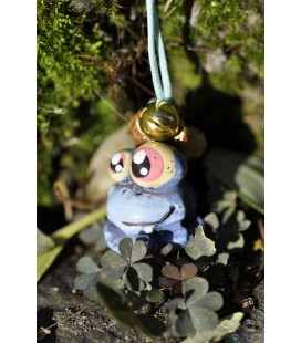 Magic pendant : Frog prince